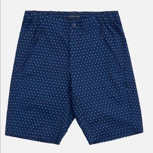 Five Four Picard Modern Fit Short - Navy